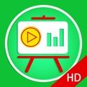 WiPoint HD - Make HD video presentation & photo slideshow