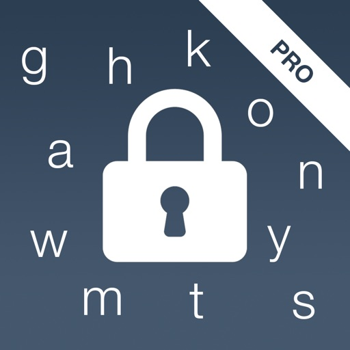 Secure Text Keyboard PRO - Encrypt your private messages from any app