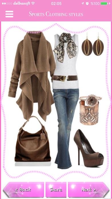 Femmes printemps style vestimentaire - Spring Clothing Style WomenCapture d'écran de 2
