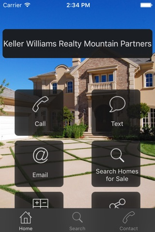 Keller Williams Realty Mountain Partners screenshot 1