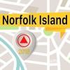 诺福克岛 離線地圖導航和指南