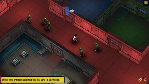 Max Bradshaw and the Zombie Invasion Screenshot