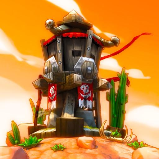 Эпичная башенная защита - Оркский крестовый поход.