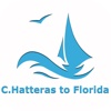 Cape Hatteras to Straits of Florida Nautical Chart and GPS for Boaters