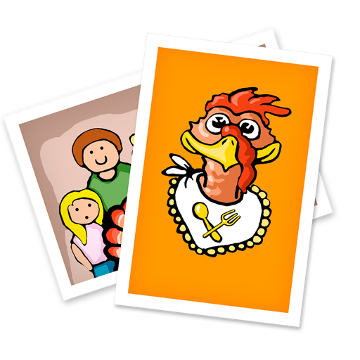 Turkey Day - Stickers and Filters