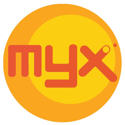 MYX Charts iOS App