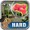 Find Hidden Objects : Crunch Gym – a searching finder game to seek hidden object