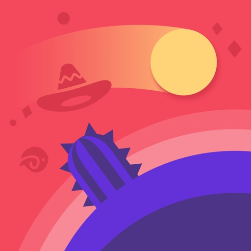 Bomb Cactus: Bounce around the Planet
