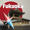 Fukuoka Map