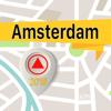 Amesterdão Offline Map Navegador e Guia