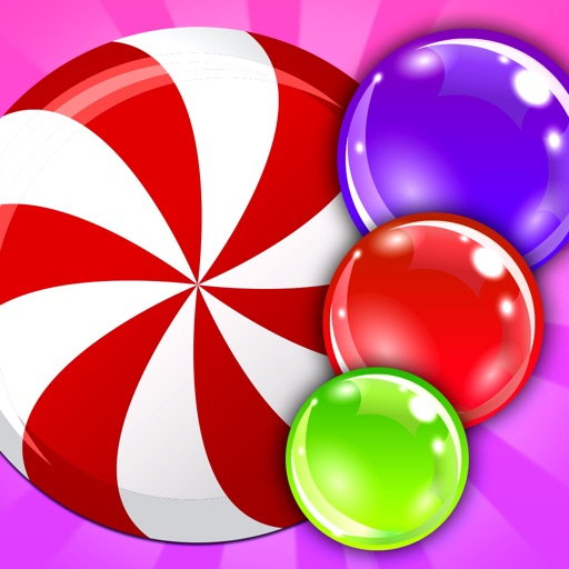 Candy Pop Bubble Shooter - Popping Tasty Puzzle Shoot iOS App