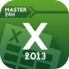 Master in 24h for Microsoft Excel 2013