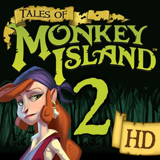 Monkey island tales 2 hd iphone ios app for 76 2306 3