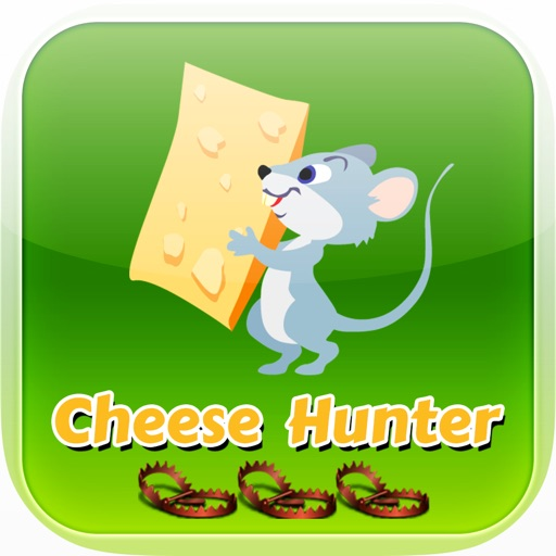 Cheese Hunter - Super Rat Adventures iOS App