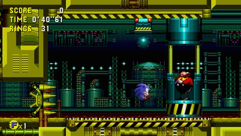 Screenshot #9 for Sonic CD