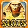 "Ancient Egypt Slot Machine Casino - ""The Way of Fire to Book of Ra"""