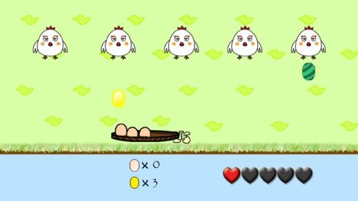 Chicken Egg Catcher - Catch the Egg Screenshot
