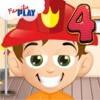 Fireman Kids 4th Grade Learning Games School Edition
