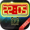 iClock – Neon Lights : Alarm Clock Wallpapers ,  Frames & Quotes Maker For Free