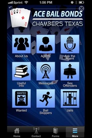 Ace Bail Bonds Chambers screenshot 4