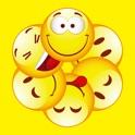 Emoticon.s Free - Emoji Keyboard icons and Animated Emojis for Whats.app kik Chatting icon