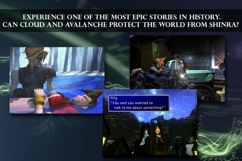 FINAL FANTASY VII screenshot 2