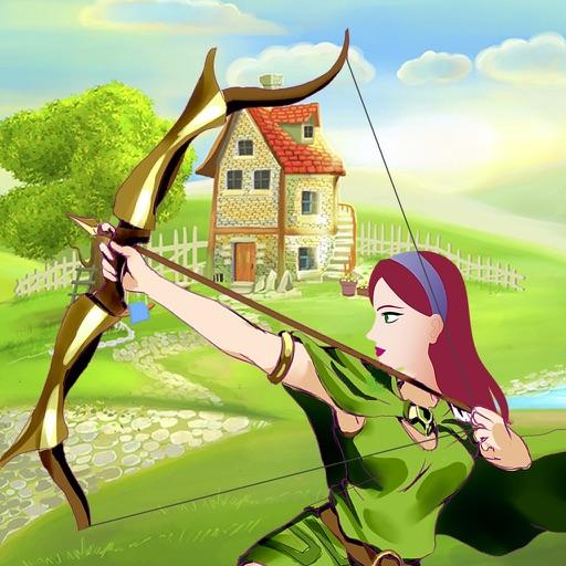 Archer Girl Adventure iOS App