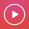 Motion Picture Video Player - A Menu-Less Movie Player with Screen Lock