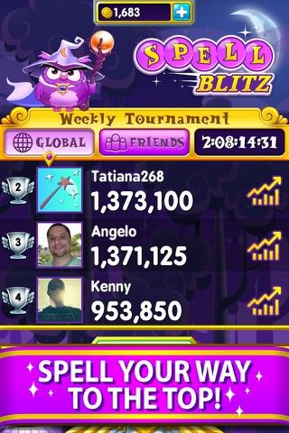 Spell Blitz screenshot 2
