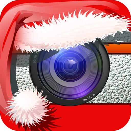 Christmas Santa Claus Photo Booth - Elf Yourself with Funny Stickers iOS App