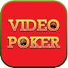 Atlantis Video Poker Club : Blue Chip Gambling Simulate Casino Game