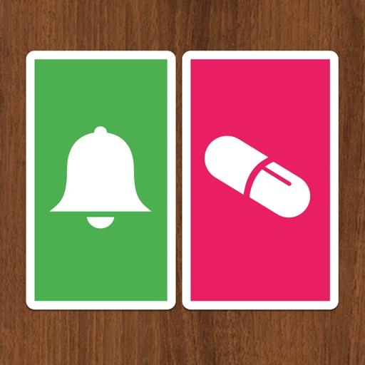 app påminnelse medicin