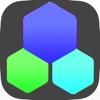 Hex Cube Shape Rush - trivy magic hexagon blast game