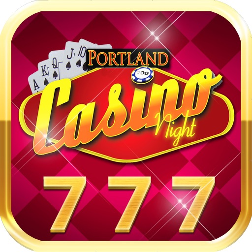 Awesome 777 Casino Night - FREE Blackjack & Prize Wheel Slots iOS App