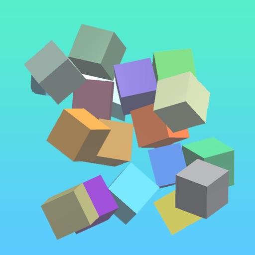 Color Cubed Free iOS App