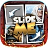 "Slide Me Puzzle Heroes Quiz Picture Video Games - ""Dota edition"""