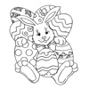 Easter Coloring Pages - Coloring Pages With Eggs, Bunny, Chicks and Many More pages