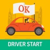 Oklahoma Driver Start - practice for the Oklahoma OMVC knowledge test and Driver License Exam