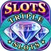 Triple Slots - Free Classic Diamond Slot Machine