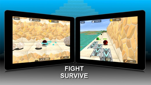 Marble Runner Pyramid Screenshot