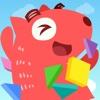 淘淘向右走-活的七巧板 儿童智力游戏 拼出奇幻冒险之旅