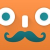 Mustache Free –stacheify yourself!