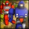 Crash Site Mountain 3D - Transformers Version