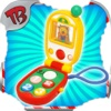 christmas baby phone for kids
