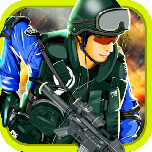 Angry Police Street Chase Pro iOS App