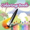 Coloring Book Education Game For Kids - Dora Explorer Version