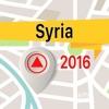 叙利亚 離線地圖導航和指南