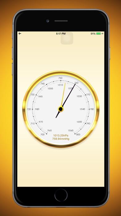 барометр +Скриншоты 1