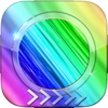 BlurLock -  Rainbow Design :  Blur Lock Screen Photo Maker Wallpapers Pro