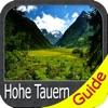 Hohe Tauern National Park - GPS Map Navigator